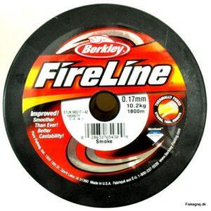 Berkley Fireline Smoke 1800m