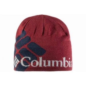 Columbia Heat Beanie Blå Logo