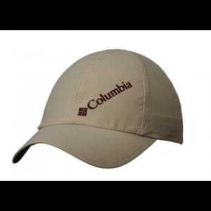 Columbia Silver Ridge III Ball Cap Fossil