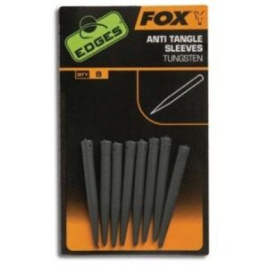 Fox Edges Anti Tangle Sleeves Tungsten
