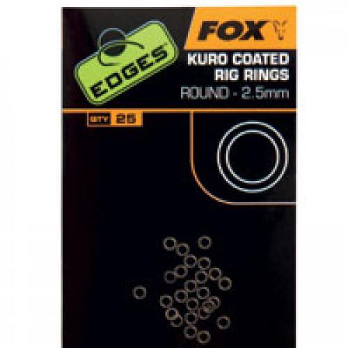 Fox Edges Kuro O Rings