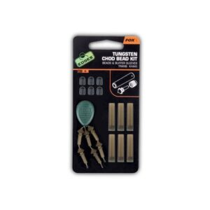 Fox Edges Micro Tungsten Chod Bead Kit
