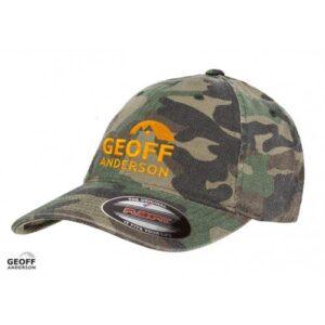 Geoff Anderson Flexfit Camo