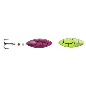 Hansen Sd Snapshot 4cm - 5,3gr Uv Pink/yellow Crackling - Gennemløber