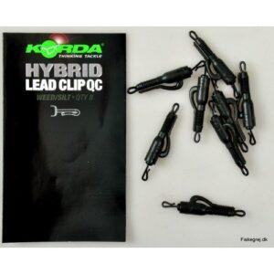 Korda Hybrid Lead Clip QC