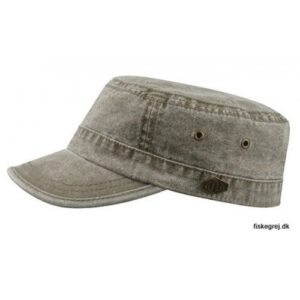 MJM Fidel Cap 29411 100% Cotton Enzyme Olive