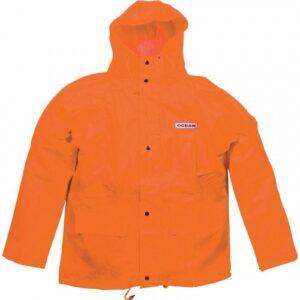 Ocean Regnjakke Orange