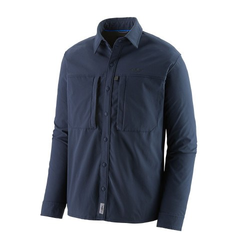 Patagonia Snap-Dry Skjorte New Navy