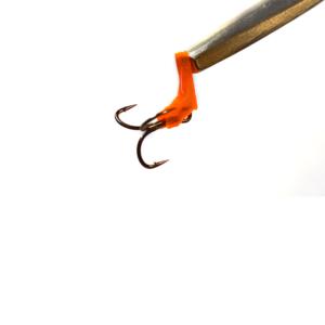 Release Connector Orange - Gennemløber
