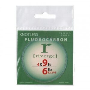 Riverge Fluorcarbon Forfang 9ft