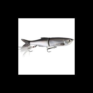Savage Gear 3d Bleak Glide Swimmer 13,5cm - 28gr Dirty Silver - Wobler
