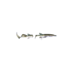 Savage Gear 3d Hybrid Pike 17cm - 45gr Green Silver - Wobler