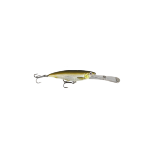 Savage Gear 3d Iron Mask Deep Diver 11,5cm - 31gr Green Silver - Wobler