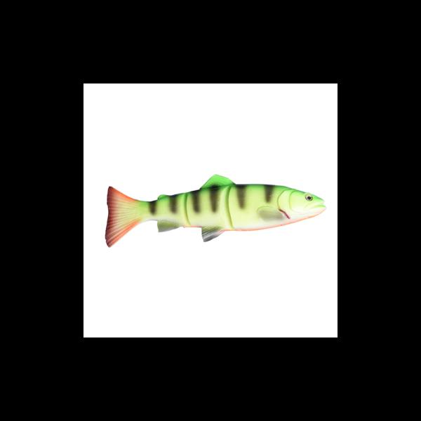 Savage Gear 3d Line Thru Trout 15cm - 40gr Firetiger - Softbait