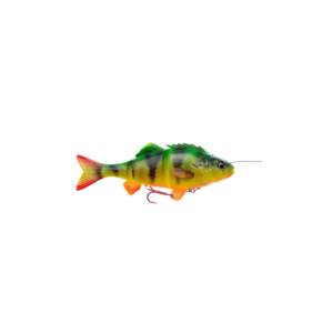 Savage Gear 4d Line Thru Perch 17cm - 63gr Firetiger - Softbait