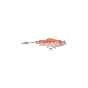 Savage Gear 4d Trout Spin Shad 11cm - 40gr Golden Albino - Softbait