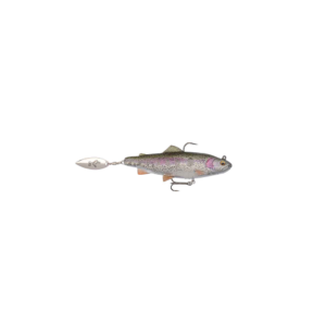 Savage Gear 4d Trout Spin Shad 11cm - 40gr Rainbow Trout - Softbait