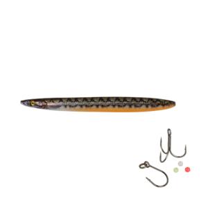 Savage Gear Line Thru Sandeel Eel Pout Collection 8,5cm - 11gr Eel Pout - Gennemløber