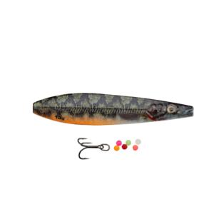 Savage Gear Line Thru Seeker Eel Pout Collection 7,5cm - 18gr Eel Pout - Gennemløber