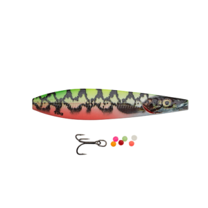 Savage Gear Line Thru Seeker Eel Pout Collection 7,5cm - 18gr Yg Pout - Gennemløber