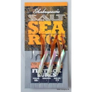 Shakespeare Flatjack Lures 1278007
