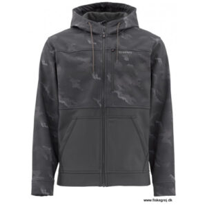 Simms Rouge Hoody Hex Camo Carbon