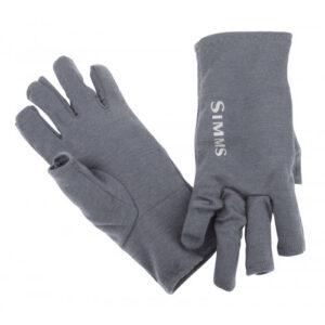 Simms Ultra-Wool Core 3-Finger Liner Handske