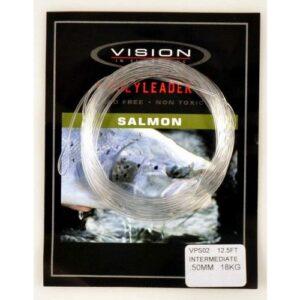 Vision Polyleader Salmon