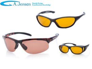 A. Jensen polaroidbriller