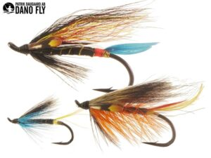 Dano Fly laksefluer, enkeltkrog #2