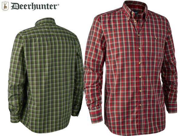 Deerhunter Chris Skjorte