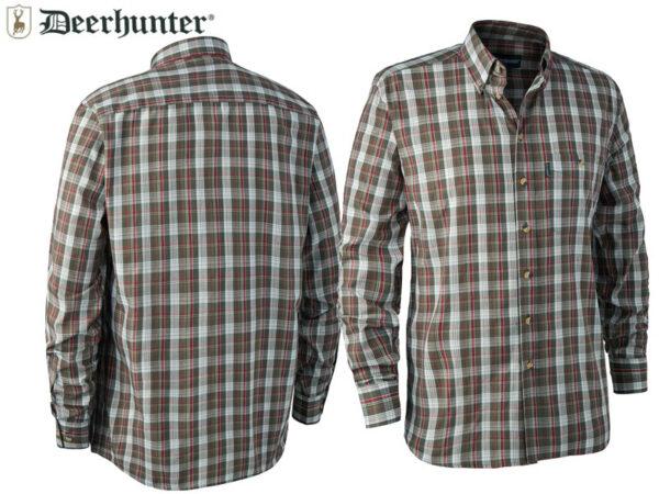 Deerhunter Craig Skjorte