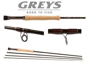 Greys GR40 Fluestang