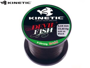 Kinetic Devil Fish X-Strong Braid