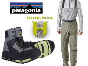 Patagonia Rio Azul/Hodgman H5 Waders Combo
