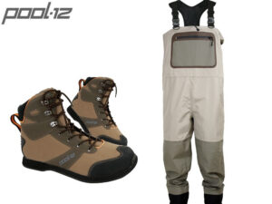 Pool 12 Tactical Waders Combo