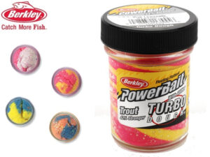 PowerBait Glitter Turbo Trout Bait