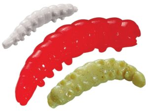 PowerBait Honey Worms garlic - hvidløg