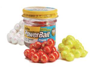 Powerbait sparkle power eggs