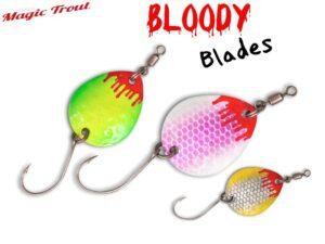 Quantum Magic Trout Bloody Blades 2,1 gr.
