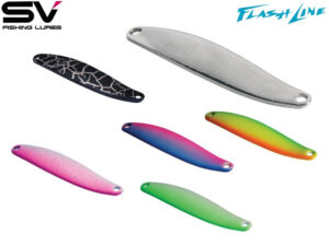 SV Fishing Lures Flash Line Spoon