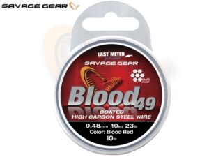 Savage Gear Blood 49 wire