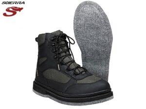 Scierra Contour vadestøvle med filt 40/41