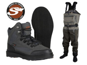 Scierra X-Tech/Tracer Waders Combo