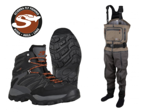 Scierra X-Tech/X-Force Waders Combo