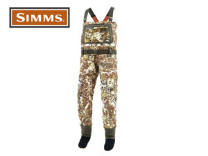 Simms G3 Guide River Camo Stockingfoot Waders