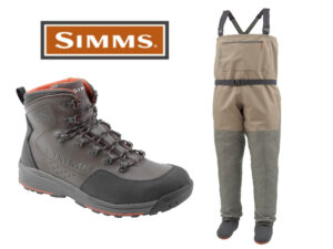 Simms Tributary/Freestone Waders Combo