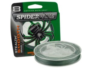 Spiderwire Stealth Smooth 8