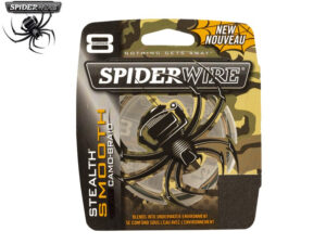 Spiderwire Stealth Smooth 8 Camo-Braid