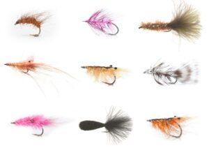 Unique Flies Seatrout Flies